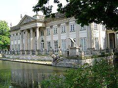 łazienki Królewskie W Warszawie Szkolnictwopl