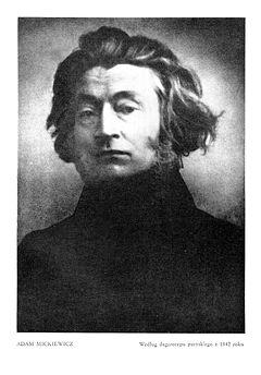 Adam Mickiewicz Szkolnictwopl
