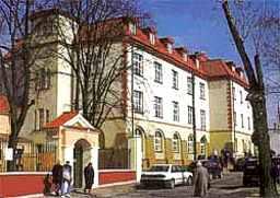 Szkoła Wyższa im. Bogdana Jańskiego