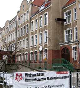 Wyższa Szkoła Humanistyczno-Ekonomiczna