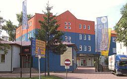 Budynek główny WSUPiZ