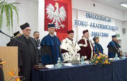 władze uczelni