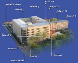Budynek Prywatnej Wyższej Szkoły Biznesu i Administracji