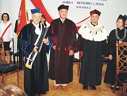 Doktorat Honoris Causa