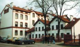 Budynek przy ulicy Czerniakowskiej