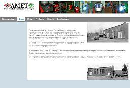 Ośrodek Szkolenia Zawodowego AMET Ostrołęka ul  Zawadzkiego 4